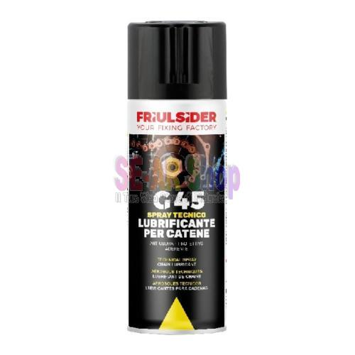 G45 - Spray tecnico 400ml - LUBRIFICANTE PER CATENE